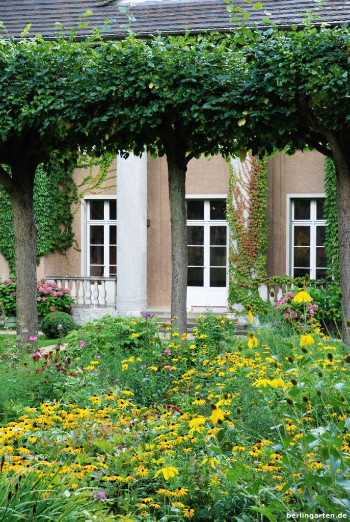 Übergang Gartenräume