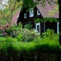 Schmucke Häuser