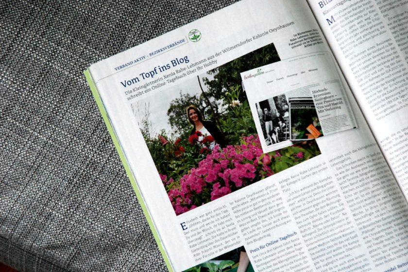 Artikel Gartenblog berlingarten