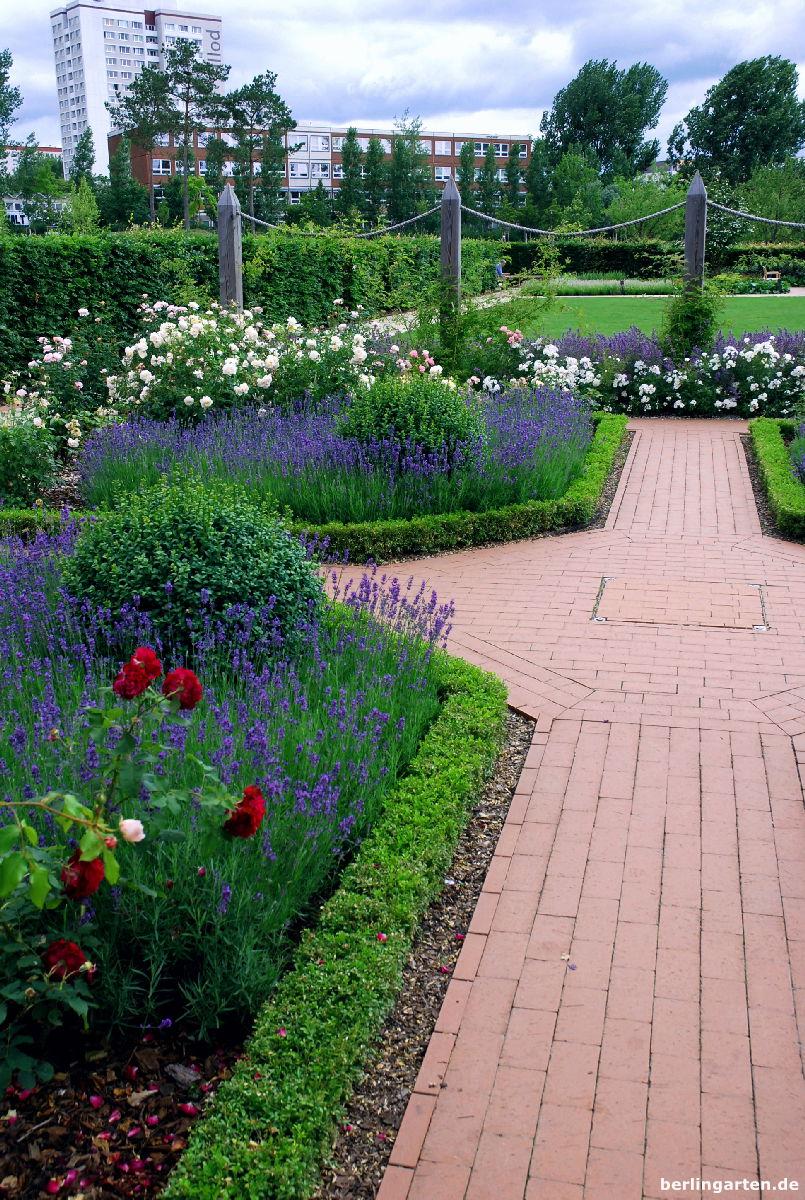 Der englische Garten wie man ihn sich vorstellt