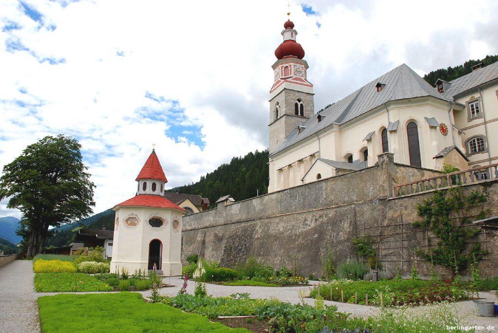 Klostergarten Maria Luggau