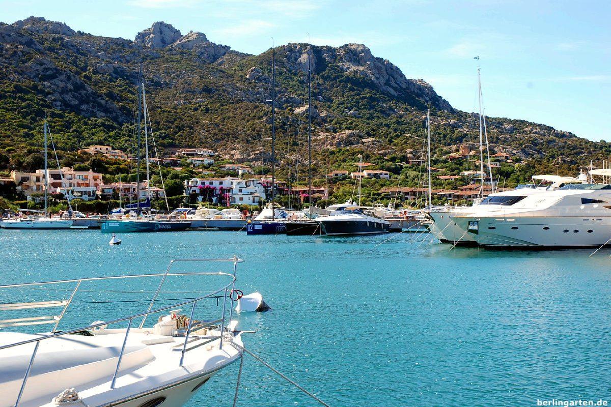 Sardinien Marina Porto Cervo