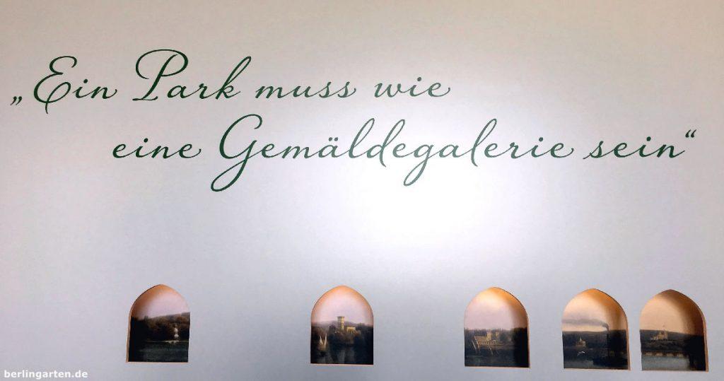 Motto Fürst Pückler