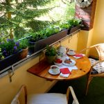 Balkonbepflanzung Erdbeeren