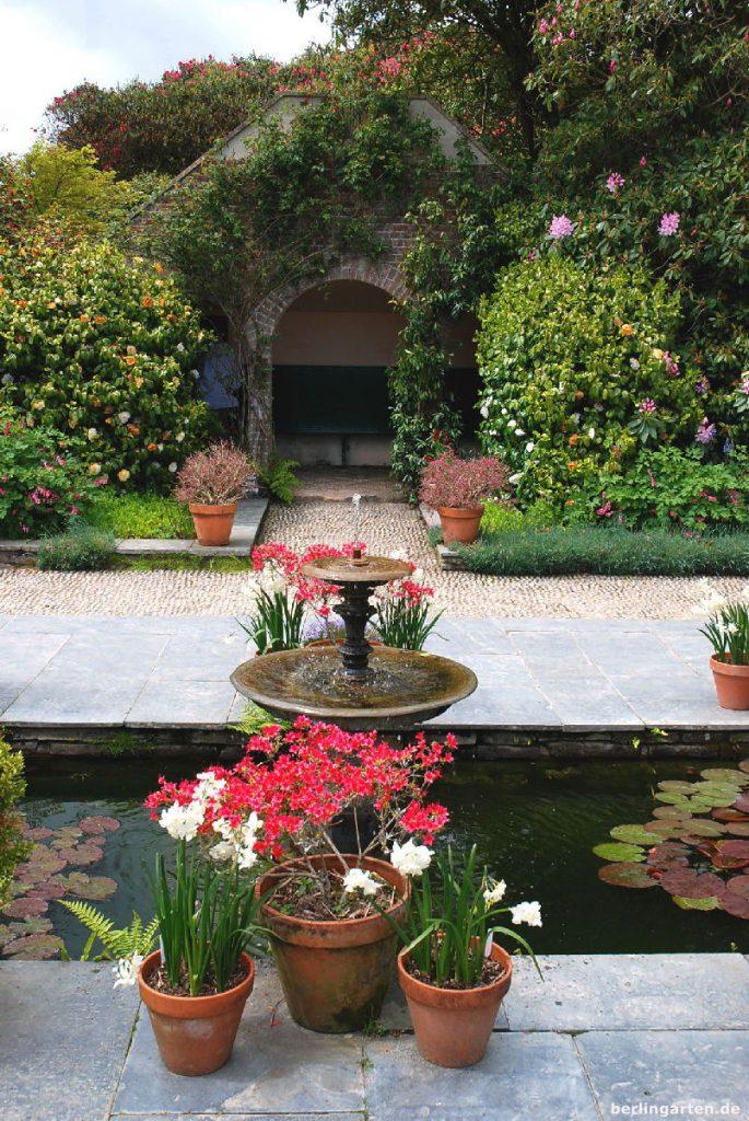 Italienischer Garten Heligan