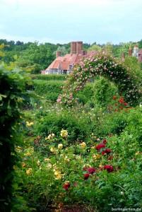 Rosengarten in Wisley