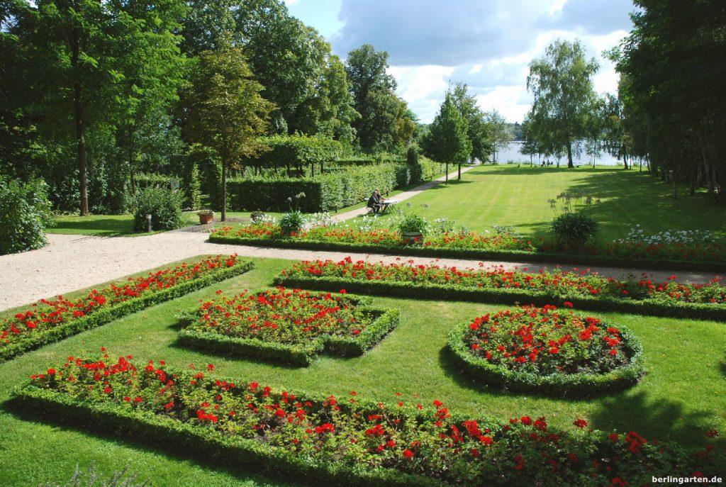 Terrasse Heckengärten