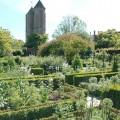 Weißer Garten Sissinghurst