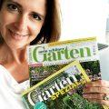 Xenia mit den Titeln von Mein schöner Garten
