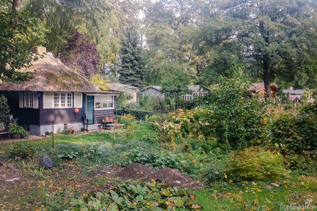 Schrebergärten Sacrow-Meedehorn